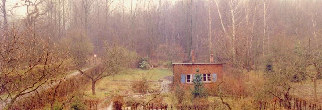 Das Behelfsheim in der Kückallee
