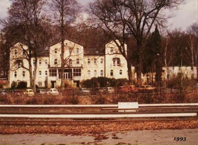 Das Sophienbad 1993