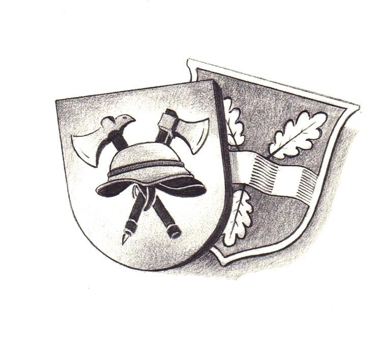 Emblem der Freiwilligen Feuerwehr Reinbek