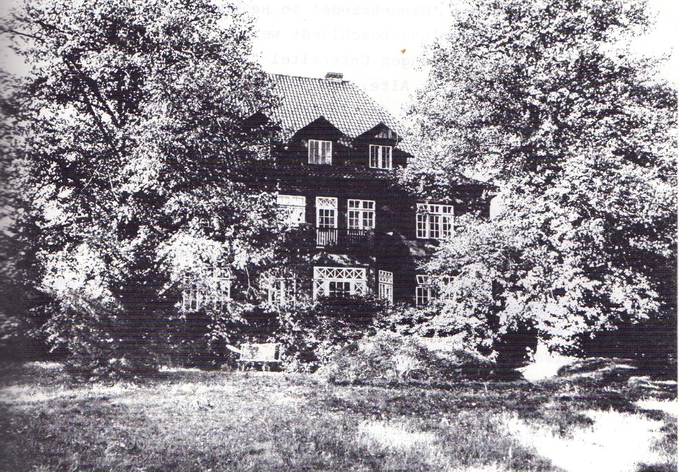 Villa Bowen / Haus Altenfriede