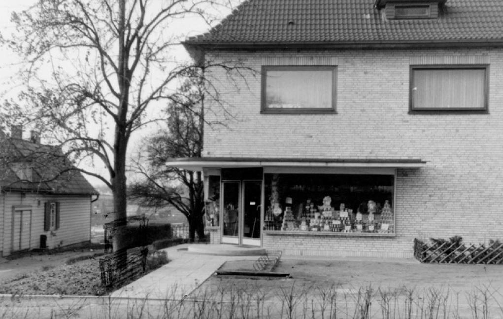 Lebensmittelladen in Hinschendorf